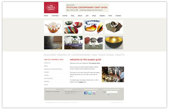 New Sussex Guild website