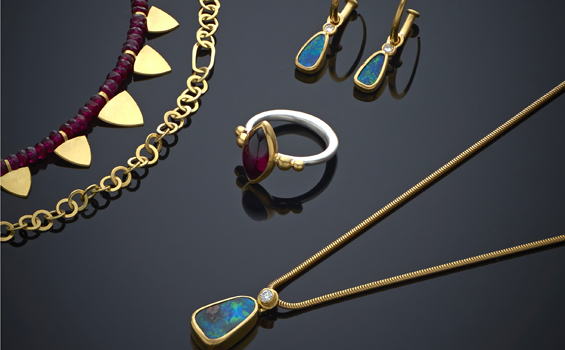 Abby Mosseri Jewellery & Silversmithing