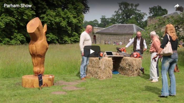 Parham House Video