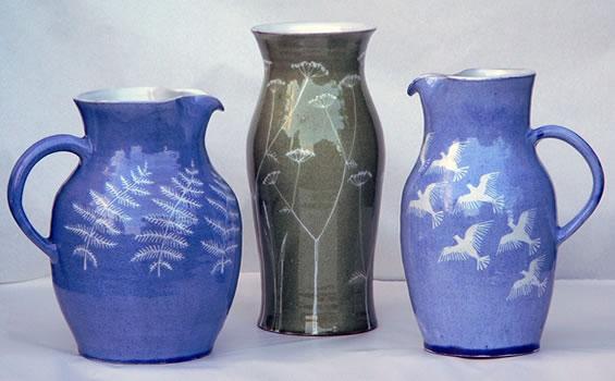 Ceramics - Jill Pryke