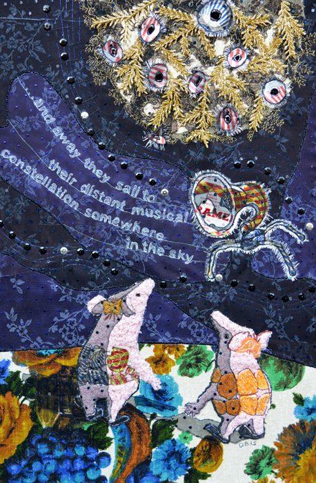 Textiles - Darren Ball