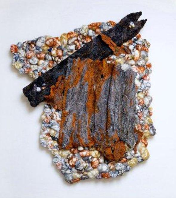 Textiles - Heather Collins