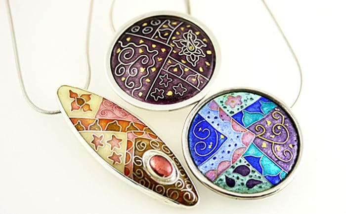 Jewellery & Silversmithing - Linda Connelly