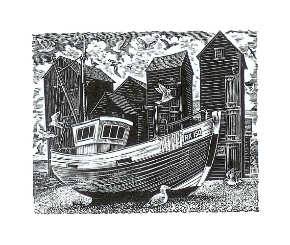 Printmaking - Sue Scullard