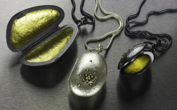 Jewellery & Silversmithing - Jenifer Wall