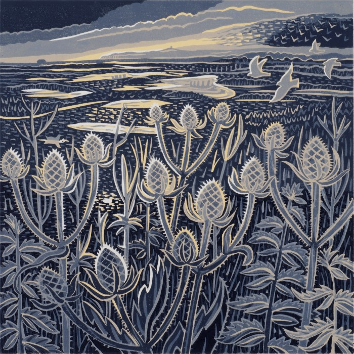 New salt marsh Annie Soudain