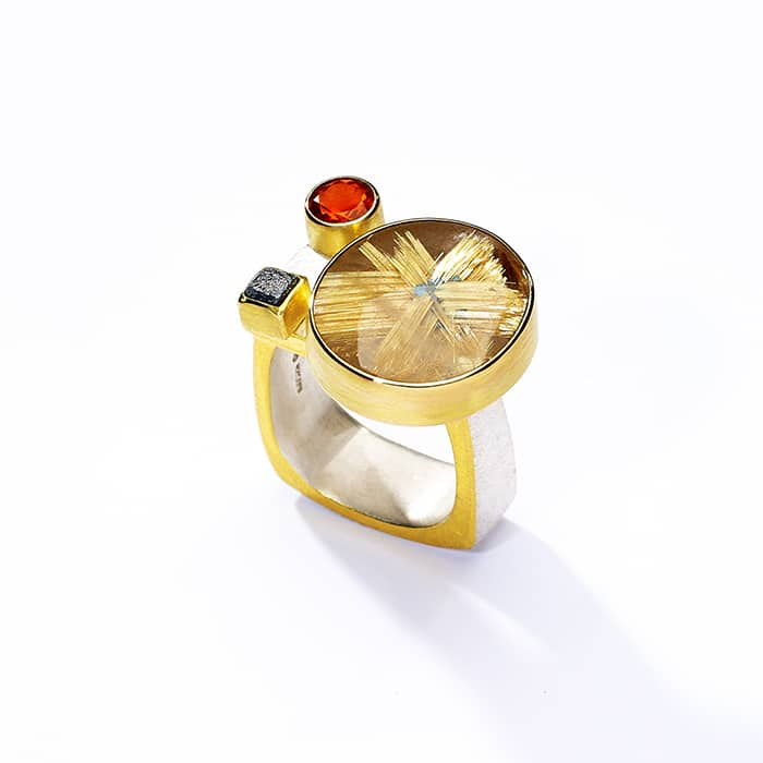 Jewellery - Tanja Ufer - Star ring
