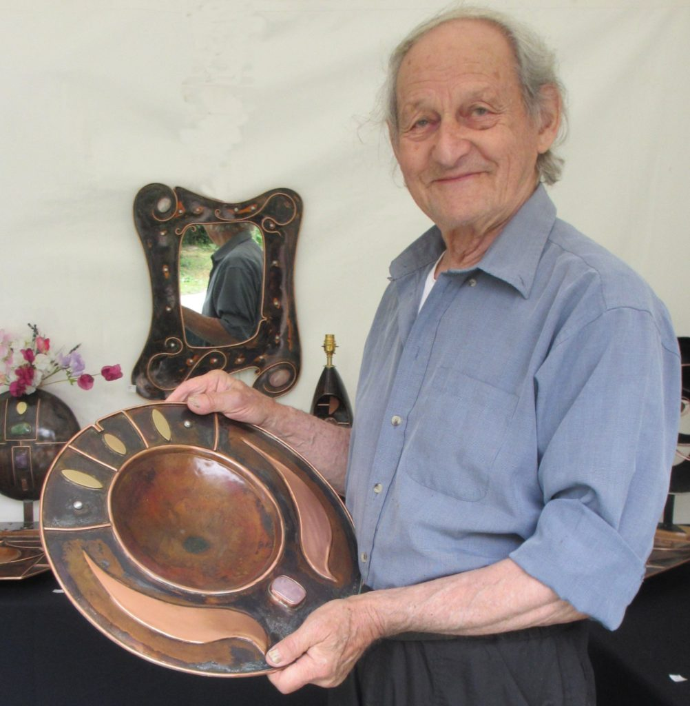 Metalsmith Sam Fanaroff - The Sussex Guild