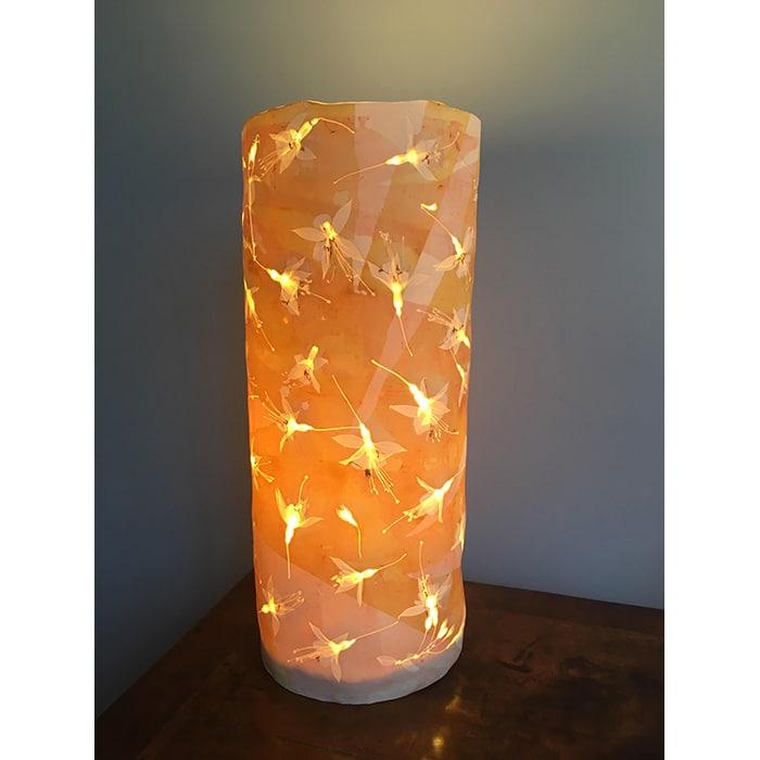 Liz Emtage Dancing Fuchsia Lamp