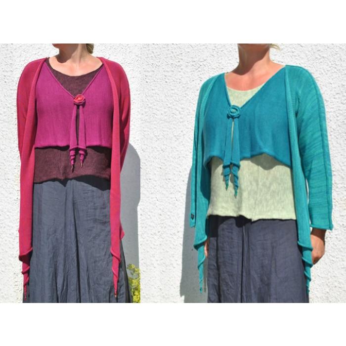 Knitwear - Sophie Cadogan - 2coils