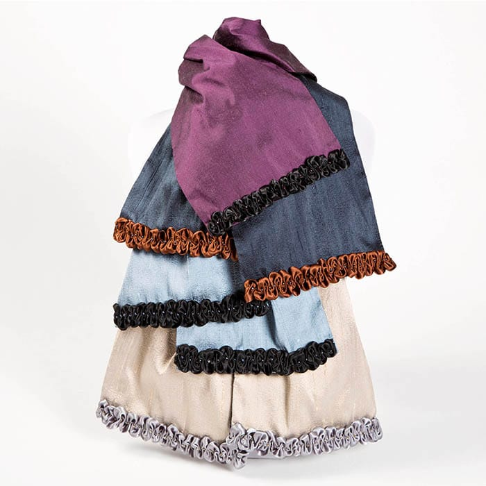 Textiles - Louise Turner-Creasey - Scarves