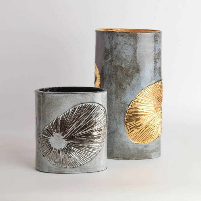 Ceramics - Anne Barrell - Shell Range