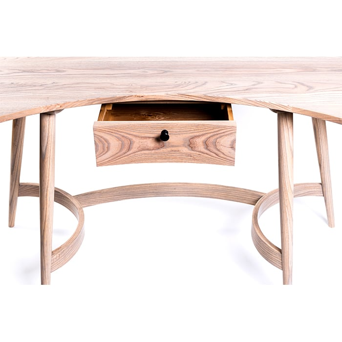 Wood - Andrew Hauge - Table with draw