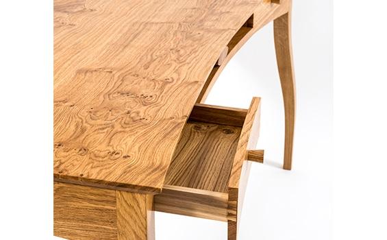 Wood - Andrew Hauge - draw detail