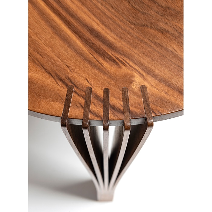 Wood - Andrew Hauge - leg detail