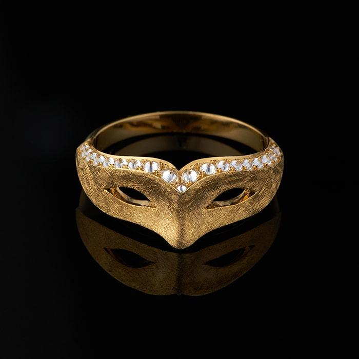 Jewellery - Sylvaine & Marek - Masquerade Venice Reverse