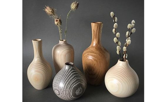 Anna's life in lockdown - vases