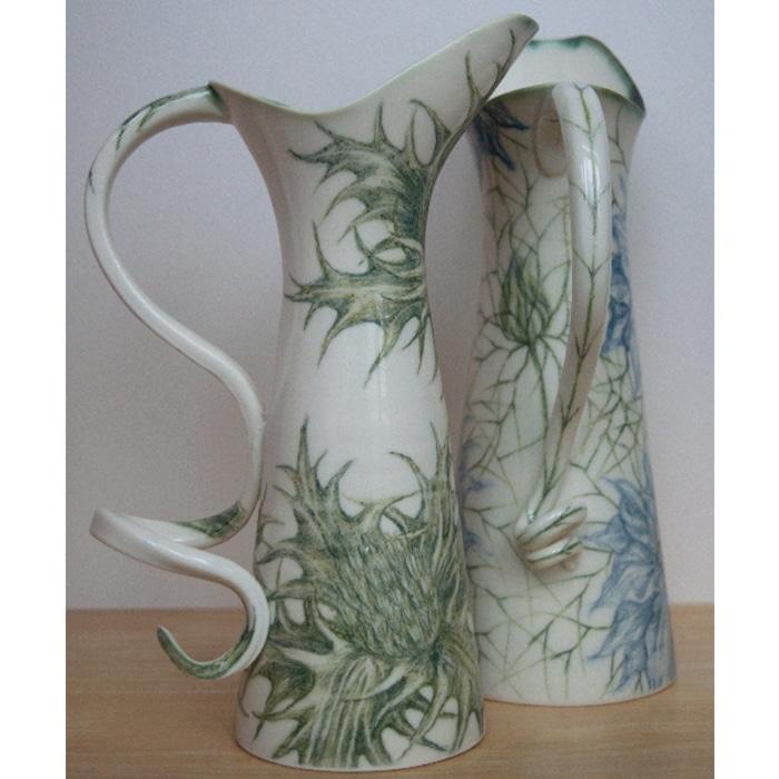 Ceramics - Justine Munson - jugs