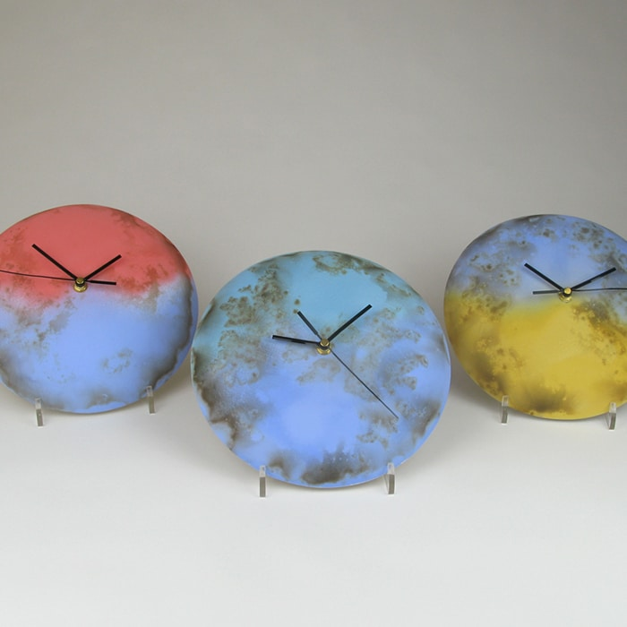 Ceramics - Tessa Wolfe Murray - Clocks