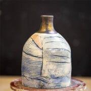 Ceramics_Jessica_Jordan_pot_with_small_spout_vessel