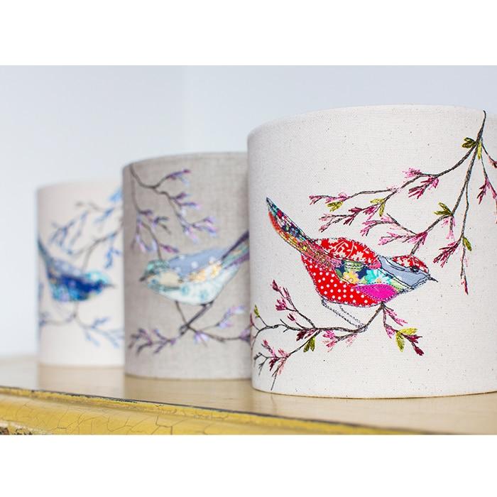 Textiles - Lara Sparks - Bird & Blossom