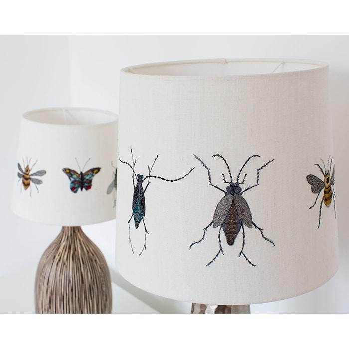 Textiles - Lara Sparks - Bugs