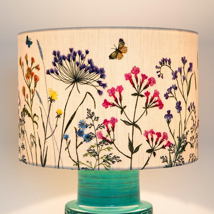 Textiles - Lara Sparks - Wild Flowers
