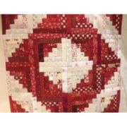 Textiles_Sue_Mapley_Quilt_Red_patchwork