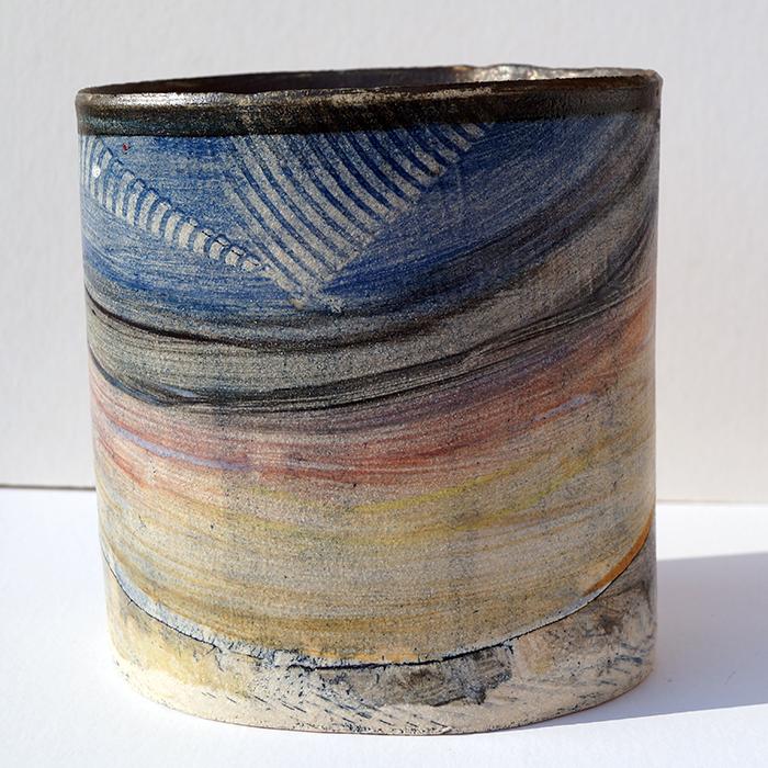 Ceramics - Jessica Jordan - large landscape