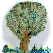 Ceramics_Angela_Evans_Tree_ceramic_tile