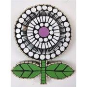 Ceramics_Anna_Tilson_pique_assiette_flower