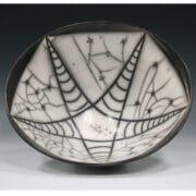 Ceramics_John_ Evans_naked_raku_bowl