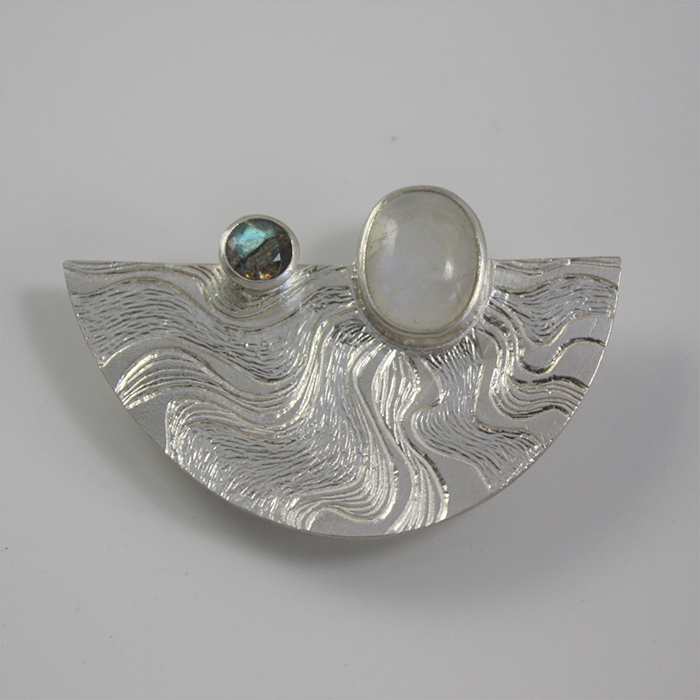 Jewellery - Amanda Zoe - Brooch