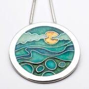 Jewellery_Amanda_Zoe_Seascape_round_green