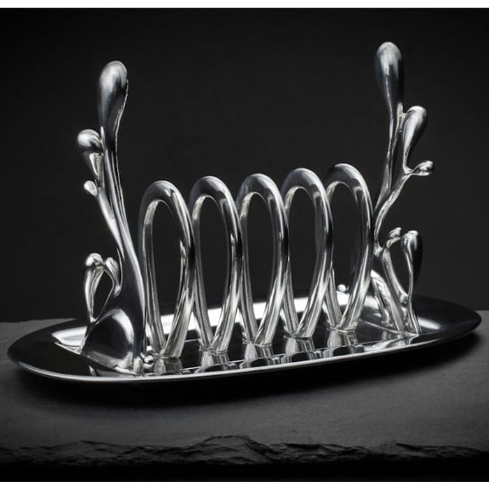 Metal - Fleur Grenier - Toast Rack