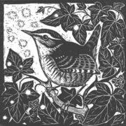 Rosamund Fowler - Printmaking_Rosamund_Fowler_Winter_Wren
