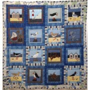Textiles_Louise_Bell_Seaside_Quilt