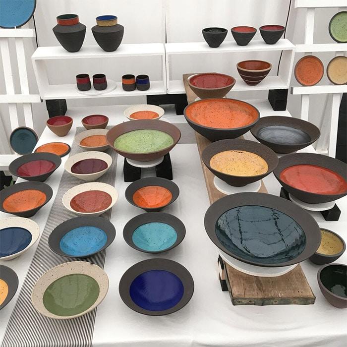 Ceramics - Ann Hitchcox - Bowls
