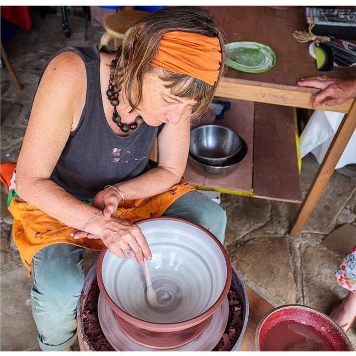 Ceramics - Ann Hitchcox - DH