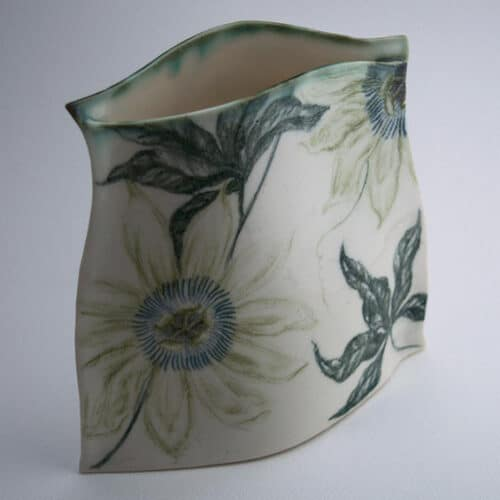Ceramics - Justine Munson - unusual vase
