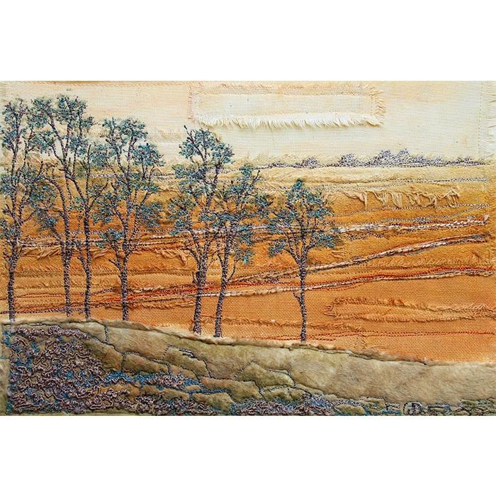 Textiles - Wendy Dolan - Ridgeway