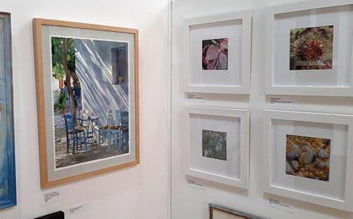 Sussex Guild member Diane Rogers is exhibiting in Brighton