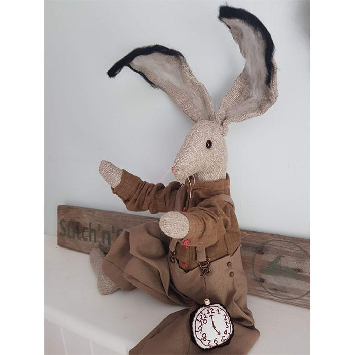 Textiles - Sarah Dudley - Barnaby Hare