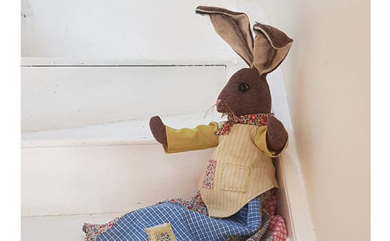 Textiles - Sarah Dudley - Hannah Hare