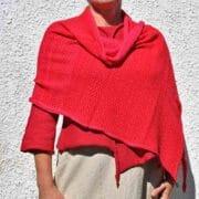 Textiles - Sophie Cadogan - Mantilla Shawl
