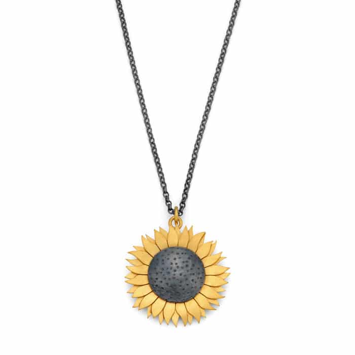Jewellery_Diana_Greenwood_Sunflower_Pendant