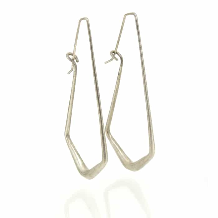 Jewellery_Emily_Thatcher_Large Forged Hoops