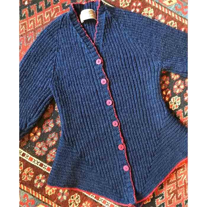 textiles - Alison Ellen - blueshaped