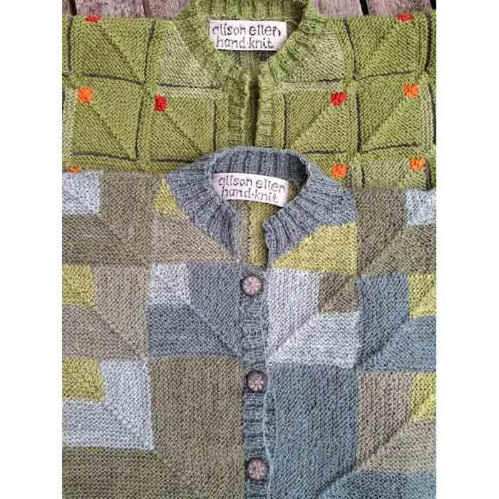 textiles - Alison Ellen - greendetails