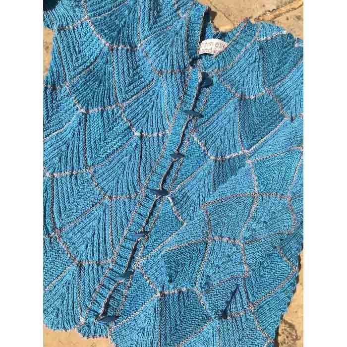textiles - Alison Ellen - turquoise